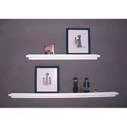 wall display shelves floating wall shelf display ledge in wall mounted shelves