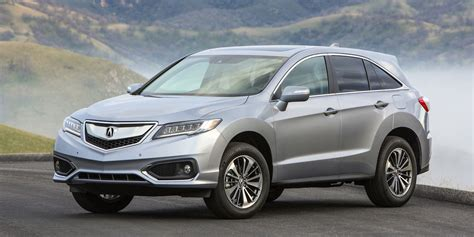 Acura Crossover Vehicles 2016 Acura Rdx Best Buy Review Consumer Guide Auto
