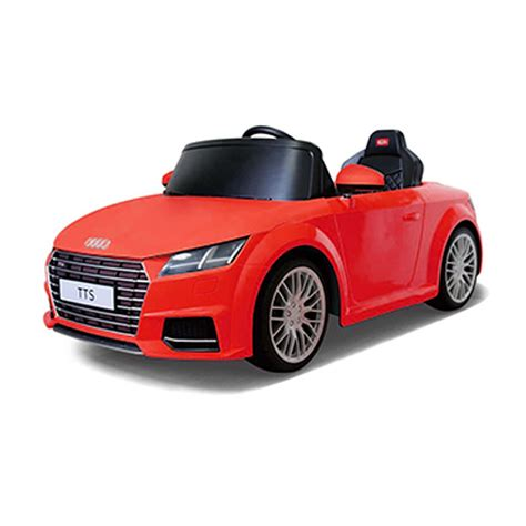 about audi car licensed audi 2017 tt 12v battery powered ride on car
