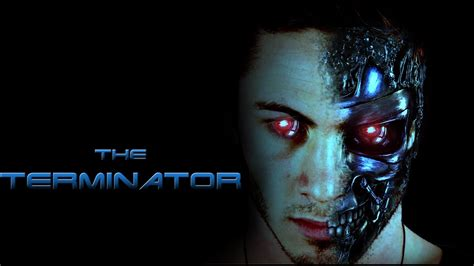 tutorial photoshop terminator terminator poster photoshop manipulation tutorial youtube