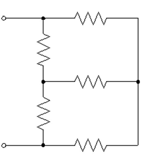 resistors not in series or parallel ece252 lesson 2