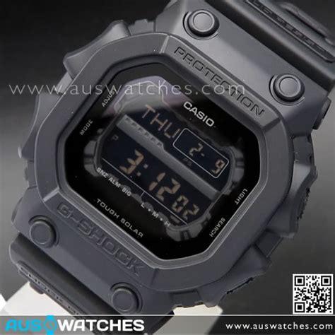 G Shock Gx Black buy casio g shock black x large solar sport