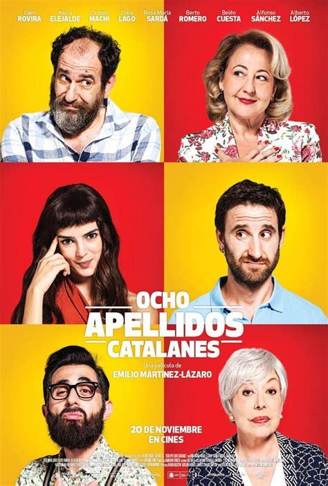 Resumen 8 Apellidos Catalanes by Cr 237 Ticas De Ocho Apellidos Catalanes 2015 Filmaffinity