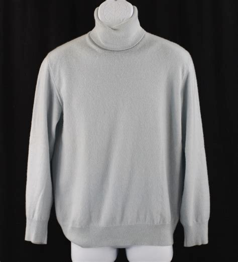 mens light blue turtleneck sweater mens malo light blue turtleneck sweater top sz 48