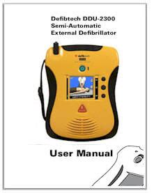 defibtech lifeline view operator s defibtech lifeline view aed operating manual