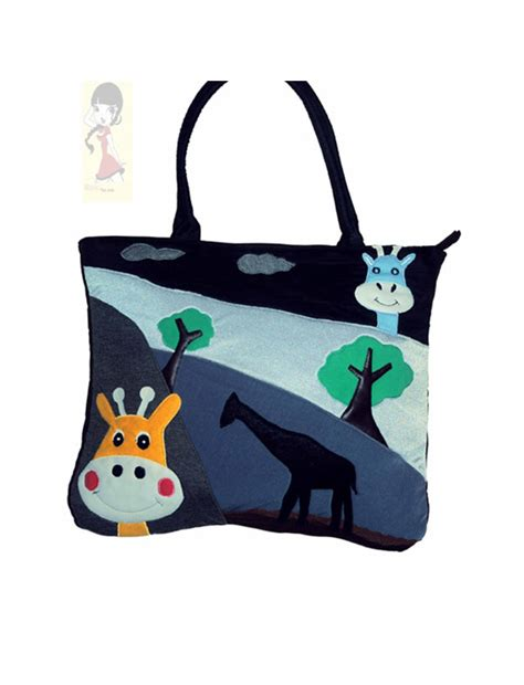 Backpack Jerapah seri jerapah grosir tas anak karakter distributor tas