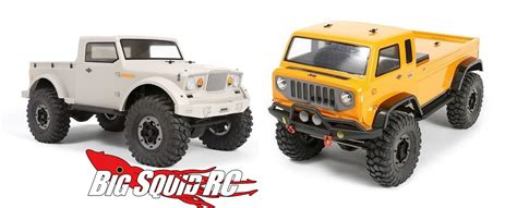 jeep nukizer axial axial racing jeep nukizer 715 and mighty fc bodies 171 big