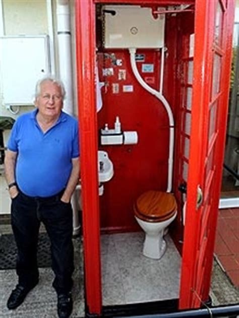 british bathroom loo british phone booth bathroom red phone box pinterest