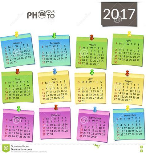 Calendrier 2017 Par Semaine Calendrier 2017 La Semaine Commence 224 Partir Du Dimanche