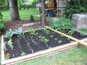 How To Make A Vegetable Garden by Small Vegetable Garden Design For Small House Guide