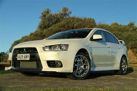 mitsubishi lancer evo 3 mitsubishi lancer evolution x review caradvice