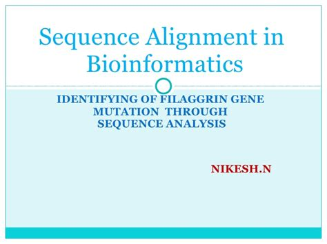 activity pattern analysis by means of sequence alignment methods sequence alignment in bioinformatics
