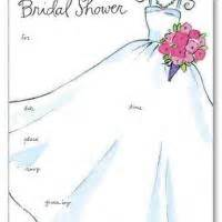 bridal shower invitation templates free best template