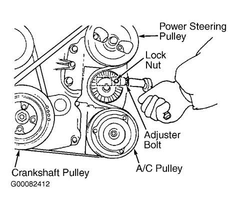 2006 kia spectra belt diagram belt routing diagram kia soul belt free engine image for
