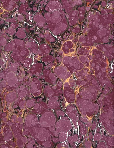 Marbled Paper - marbled paper bookbinding