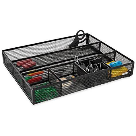 Rolodex Desk Organizer Rolodex Desk Drawer Organizer Metal Mesh Black 22131 Import It All