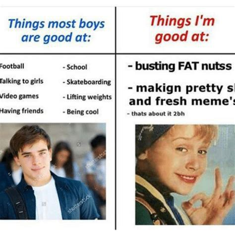 Things Most Talking About by Things I M Things Most Boys At Are At Busting