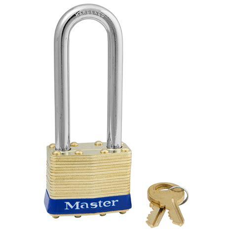 Gembok Master Lock Original Master Lock 2kaj 3515 Laminated Brass Padlock Keyed Alike
