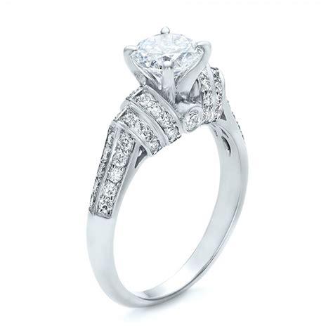 engagement ring vanna k 100672
