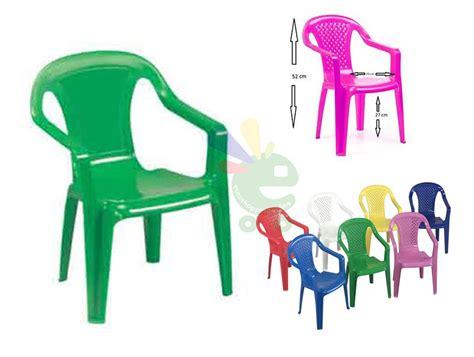 tavoli e sedie per bambini plastica sedie in plastica per bambini idea di casa