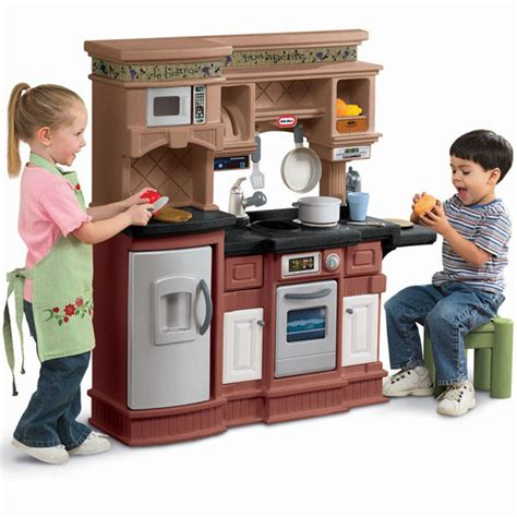Play Kitchen Sets Hac0 Com Tikes Kitchen Set