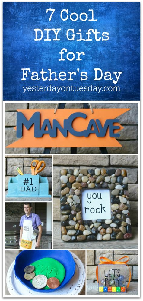 gifts for fathers day awesome handmade s day gifts yesterday on tuesday