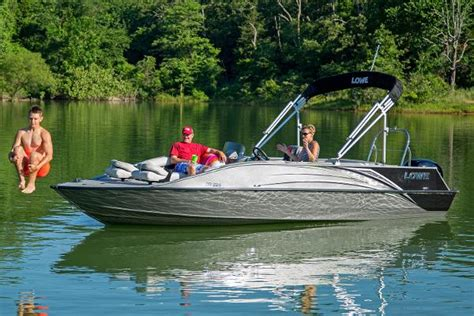 deck boat for sale michigan lowe sd224 sport deck boats for sale in michigan