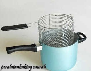 Harga Pers Merk Happy Nappy alat baking cetakan kue murah fryer pan lunch box