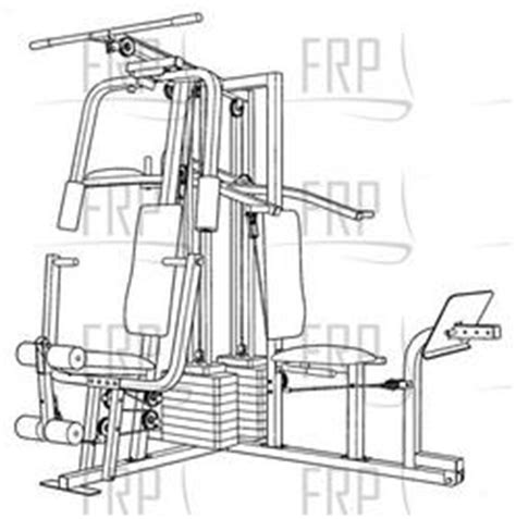weider pro 9635 wesy96351 fitness and exercise