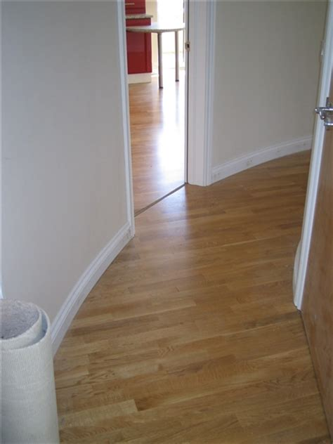 Kitchen Flooring Wood - wood floor in kitchen and dining room
