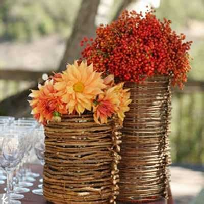 15 cute autumn flower arrangements to cheer up fall decorating ideas fall decorating holidays pinterest