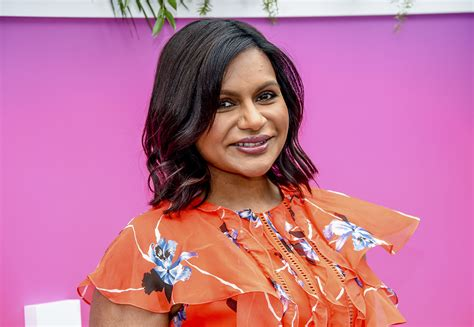 mindy kaling now mindy kaling talked about her pregnancy publicly for the