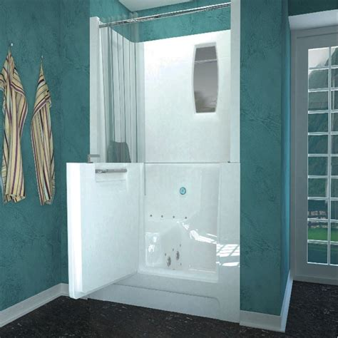 walk in bath shower combo tub shower combo model 2747a new bathroom styles