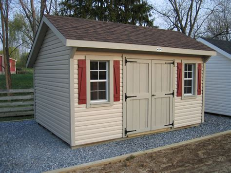 Outdoor Garages And Sheds by Backyard Garden Sheds Shed Building Plans