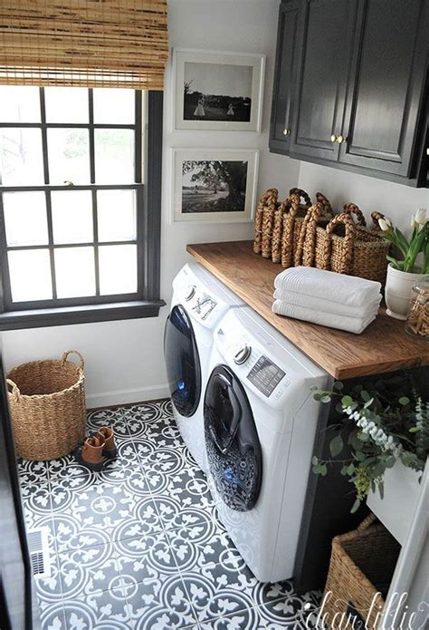 decorating ideas for laundry room 28 best small laundry room design ideas for 2018