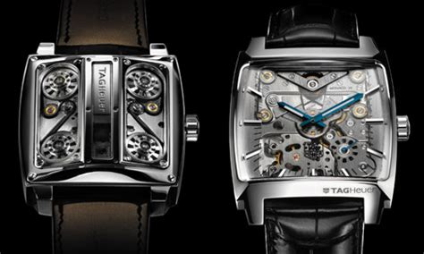 Tag Heuer Grand Mikro Tourbillon S Whb For the top five tag heuer monaco models of all time