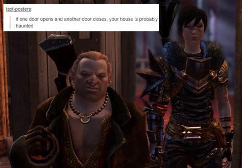 Dragon Age Meme - biowarefangirlism bubonickitten dragon age ii text