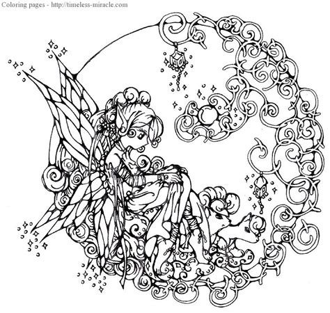 Intricate Winter Coloring Pages | intricate coloring pages for adults timeless miracle com
