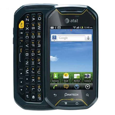 used android phones pantech crossover p8000 android unlocked used phone cheap phones