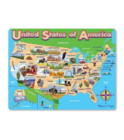 usa map puzzle and doug usa map jigsaw puzzle jo