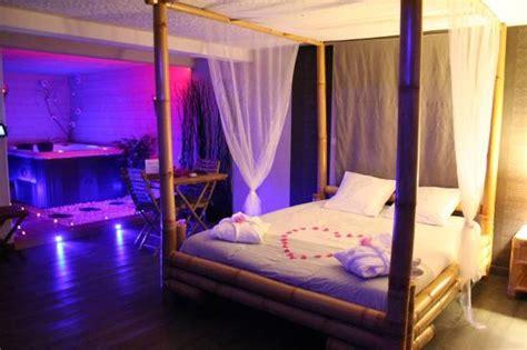 Chambre D Hã Te Romantique Chambre D H 244 Te Zen Et Romantique L Avec Spa Privatif
