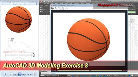 3d Modeling Exercises