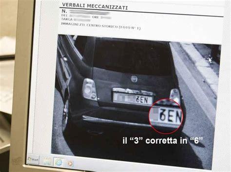 ufficio contravvenzioni roma targa contraffatta e falsi permessi ztlcaccia dei