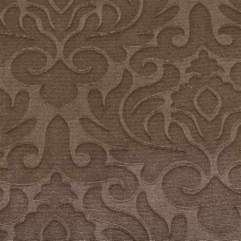 velvet curtain fabric embossed floral damask dress cushion curtain matching