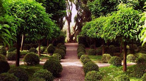 giardino della landriana parco pi 249 bello d italia gli altri giardini finalisti