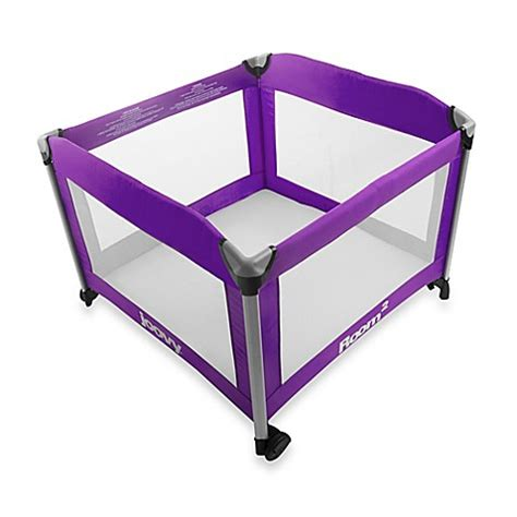 joovy room 2 playard buy joovy 174 room2 playard in purpleness from bed bath beyond