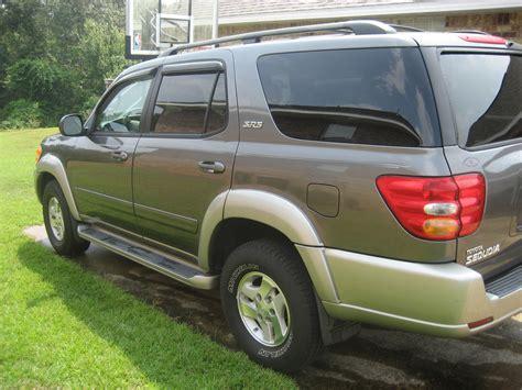 2004 Toyota Sequoia Reviews 2004 Toyota Sequoia Pictures Cargurus