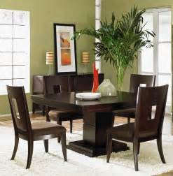 contemporary dining room ideas how to build a house