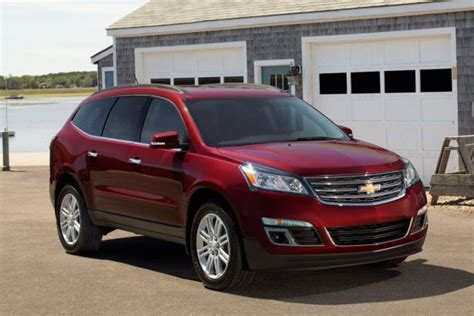 2016 chevrolet traverse release date and redesign specs