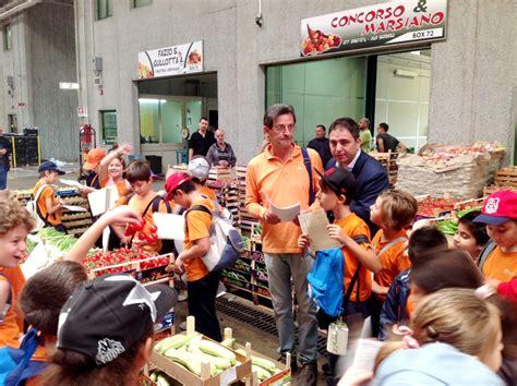 mercato alimentare messina gli studenti al maas quot scuola mangiar sano